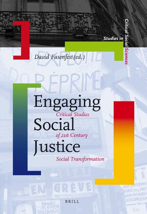 Cover Engaging Social Justice