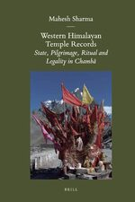 Cover Western Himalayan Temple Records