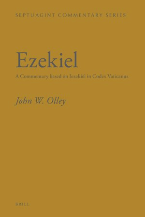 Cover Ezekiel