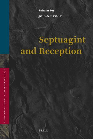 Cover Septuagint and Reception