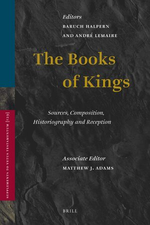 Cover The Books of Kings