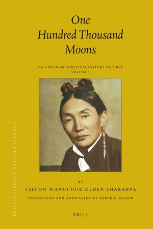 Cover One Hundred Thousand Moons (2 vols)