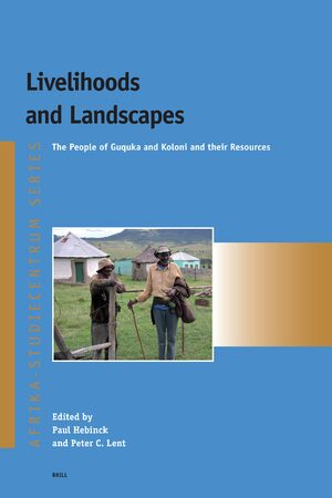 Cover Livelihoods and Landscapes