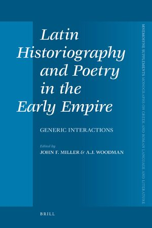 Cover Latin Historiography and Poetry in the Early Empire
