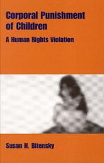 Cover Corporal Punishment of Children: A Human Rights Violation