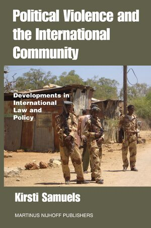 Cover Political Violence and the International Community