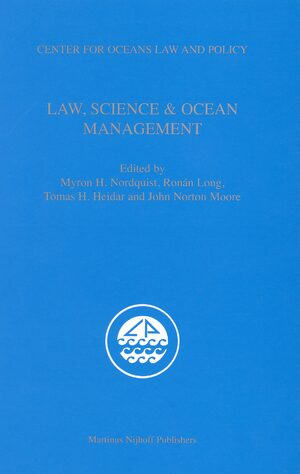 Law, Science & Ocean Management