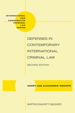 Cover Defenses in Contemporary International Criminal Law