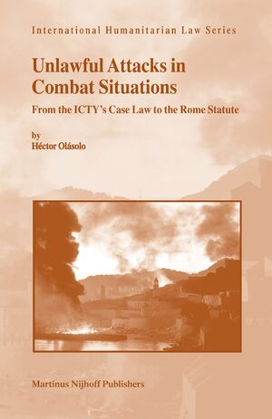Cover Unlawful Attacks in Combat Situations