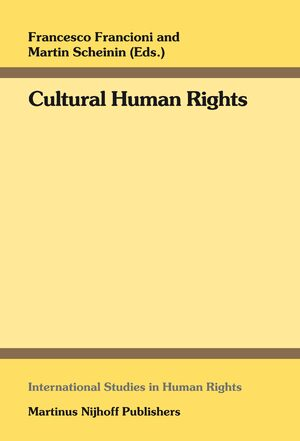 Cover Cultural Human Rights