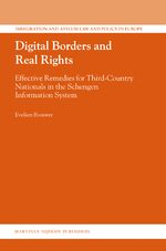 Cover Digital Borders and Real Rights