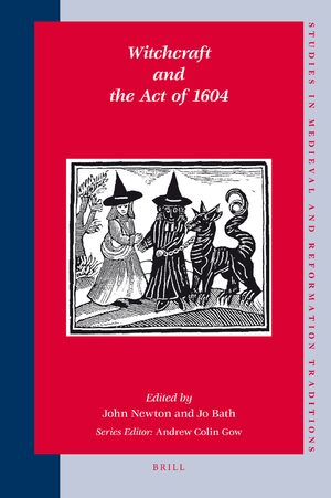 Cover Witchcraft and the Act of 1604