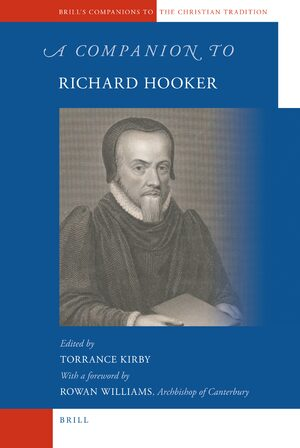 Cover A Companion to Richard Hooker