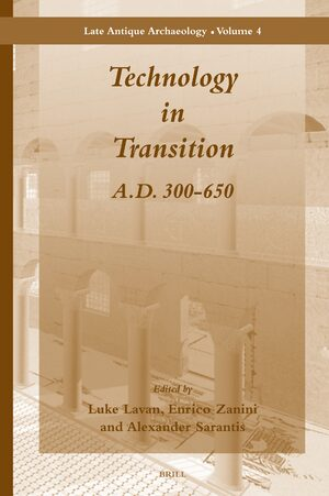 Cover Technology in Transition A.D. 300-650