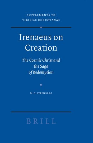 Cover Irenaeus on Creation