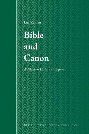 Cover Bible and Canon