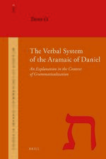 The Verbal System of the Aramaic of Daniel