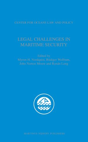Cover Legal Challenges in Maritime Security