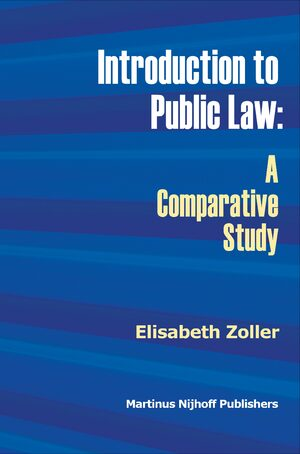 Cover Introduction to Public Law