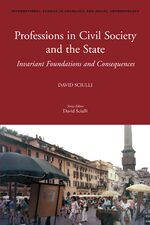 Cover Professions in Civil Society and the State