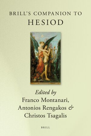 Cover Brill's Companion to Hesiod