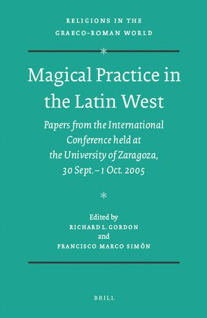 Cover Magical Practice in the Latin West