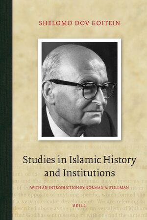 Studies in Islamic History and Institutions