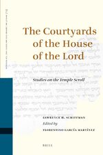 The Courtyards of the House of the Lord