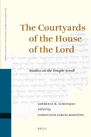 Cover The Courtyards of the House of the Lord