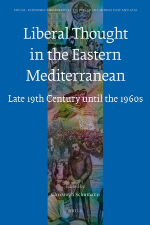 Cover Liberal Thought in the Eastern Mediterranean