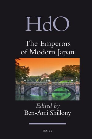 Cover The Emperors of Modern Japan
