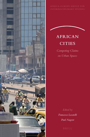 Cover African Cities