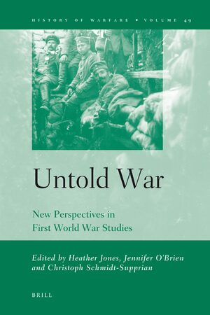Cover Untold War
