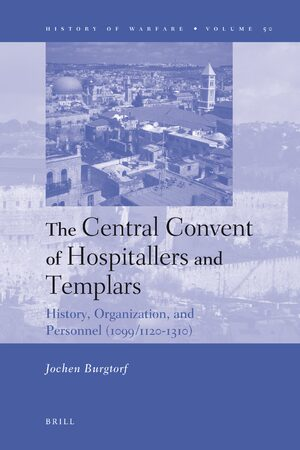 Cover The Central Convent of Hospitallers and Templars