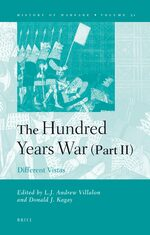 Cover The Hundred Years War (Part II)