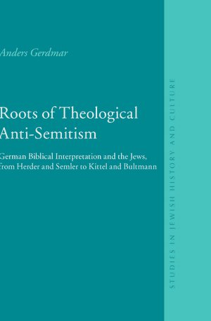 Cover Roots of Theological Anti-Semitism