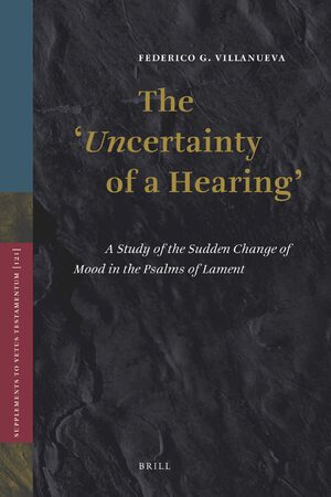 Cover The '<i>Un</i>certainty of a Hearing'