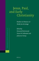 Cover Jesus, Paul, and Early Christianity