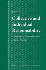 Cover Collective and Individual Responsibility