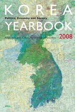 Cover Korea Yearbook (2008)