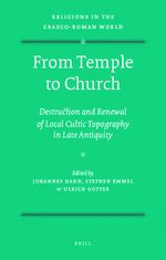 Cover From Temple to Church