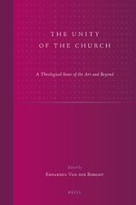 Cover The Unity of the Church