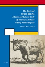 Cover The Care of Brute Beasts