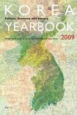 Cover Korea Yearbook (2009)