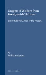Cover Nuggets of Wisdom from Great Jewish Thinkers