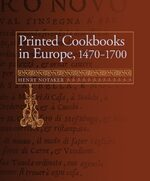 Cover Printed Cookbooks in Europe, 1470-1700