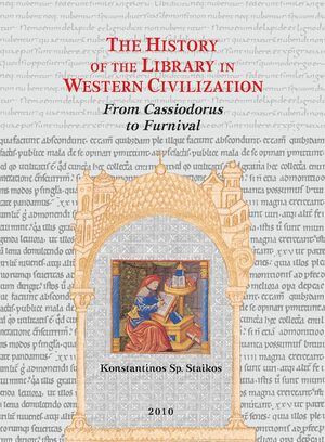 Cover The History of the Library in Western Civilization, Volume IV
