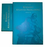Cover Koeman's Atlantes Neerlandici. New Edition. Vol. III (2 Vols.)