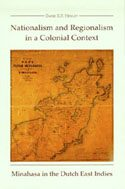 Cover Nationalism and Regionalism in a Colonial Context