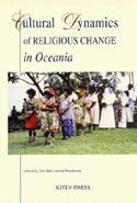 Cover Cultural Dynamics of Religious Change in Oceania